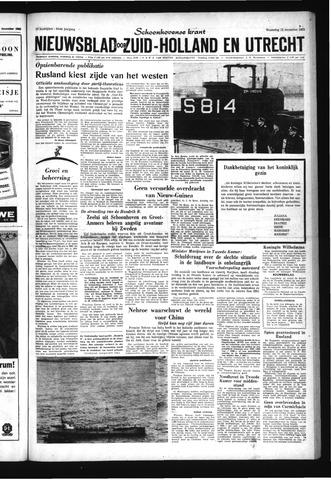 Schoonhovensche Courant 1962-12-12