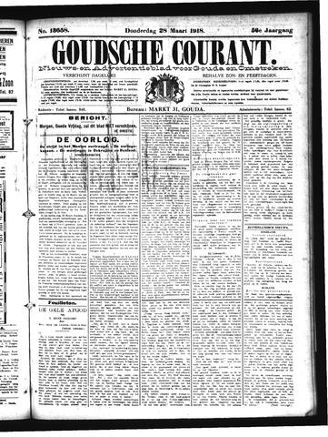 Goudsche Courant 1918-03-28