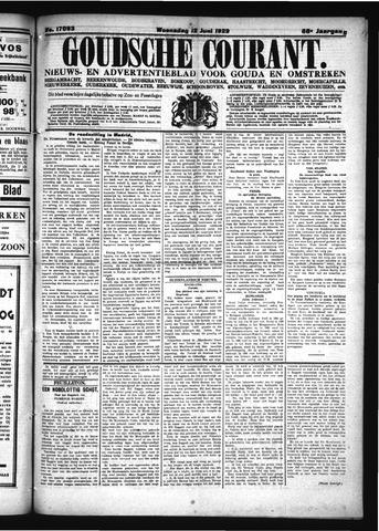 Goudsche Courant 1929-06-12