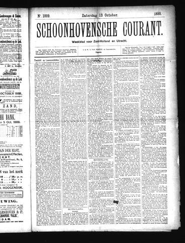 Schoonhovensche Courant 1888-10-13