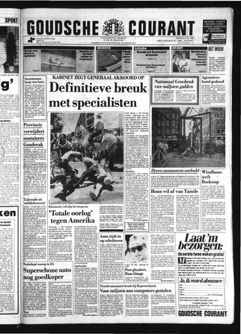 Goudsche Courant 1988-07-05