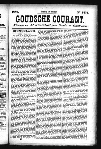 Goudsche Courant 1886-10-10