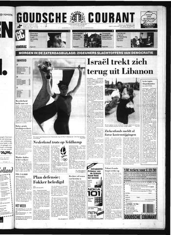 Goudsche Courant 1992-02-21