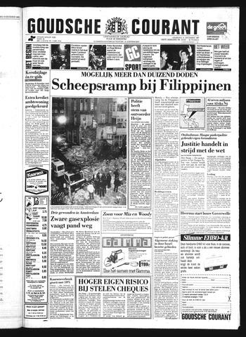 Goudsche Courant 1987-12-21