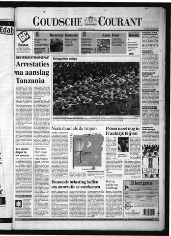 Goudsche Courant 1998-08-11