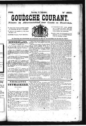 Goudsche Courant 1891-09-19