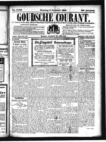 Goudsche Courant 1919-11-08