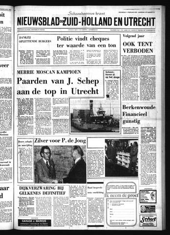 Schoonhovensche Courant 1976-02-11