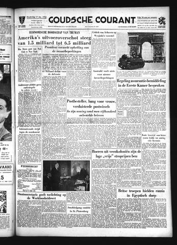 Goudsche Courant 1952-01-17
