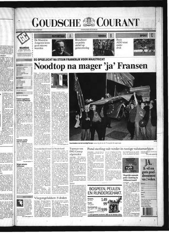 Goudsche Courant 1992-09-21