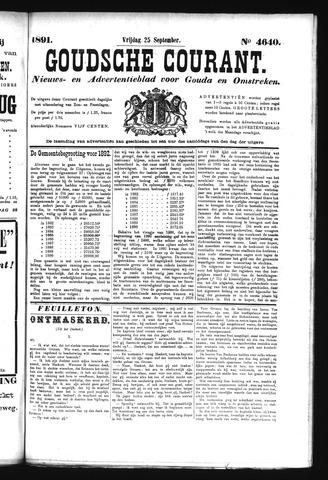 Goudsche Courant 1891-09-25