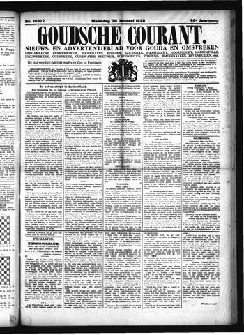Goudsche Courant 1928-01-30