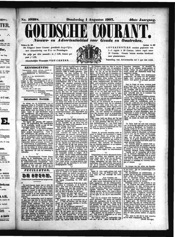Goudsche Courant 1907-08-01