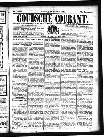 Goudsche Courant 1919-10-28