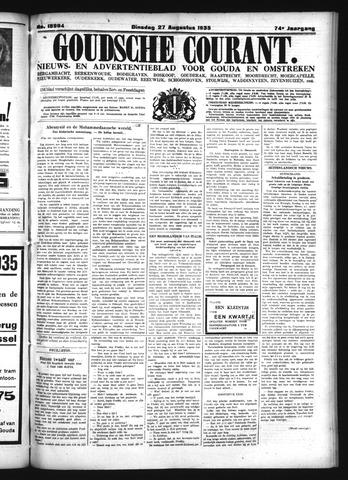 Goudsche Courant 1935-08-27