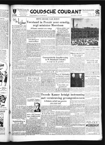 Goudsche Courant 1951-06-27