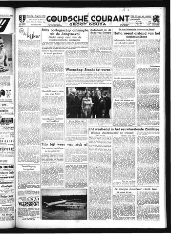 Goudsche Courant 1949-08-01
