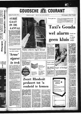 Goudsche Courant 1976-09-28