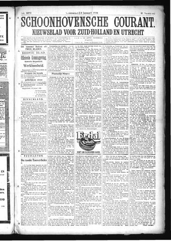 Schoonhovensche Courant 1926-01-20