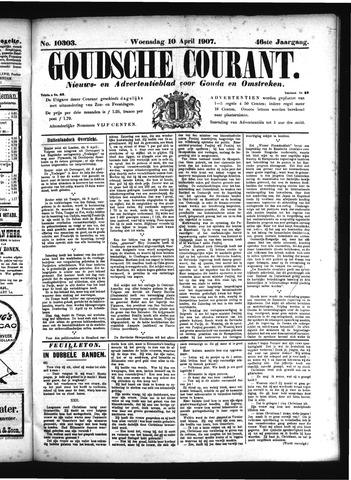 Goudsche Courant 1907-04-10