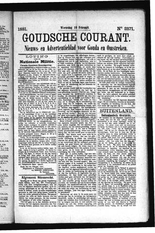 Goudsche Courant 1881-02-16