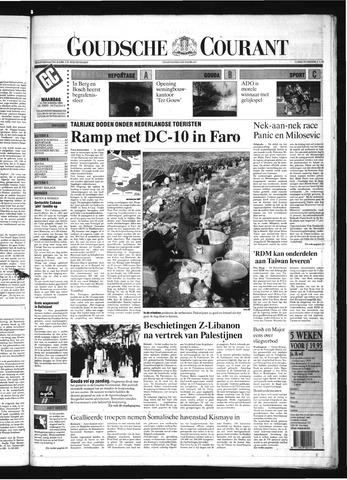 Goudsche Courant 1992-12-21