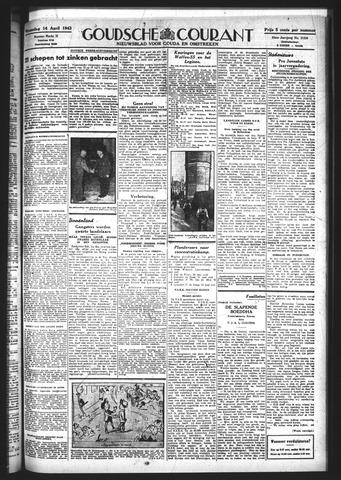 Goudsche Courant 1943-04-14