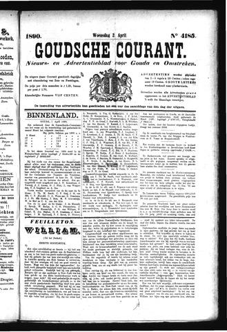 Goudsche Courant 1890-04-02