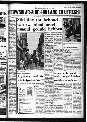 Schoonhovensche Courant 1975-06-09