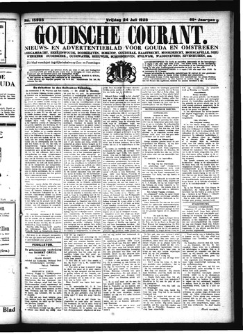 Goudsche Courant 1925-07-24