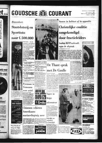 Goudsche Courant 1968-02-15