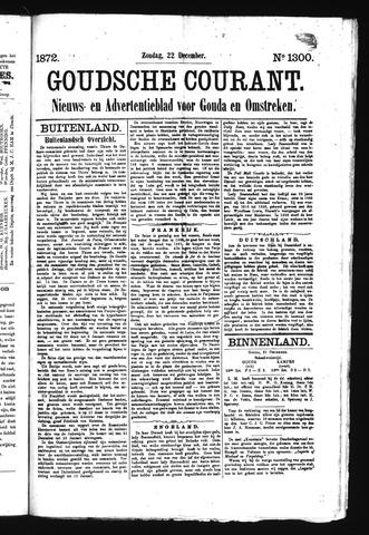 Goudsche Courant 1872-12-22