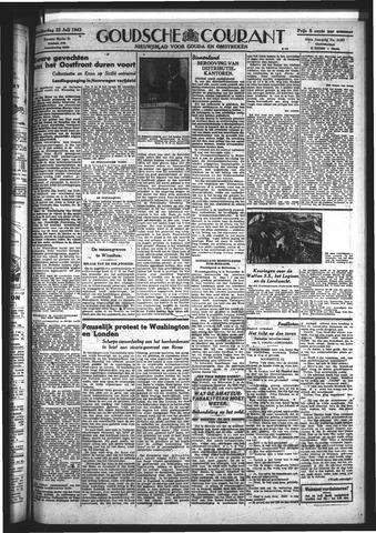 Goudsche Courant 1943-07-22