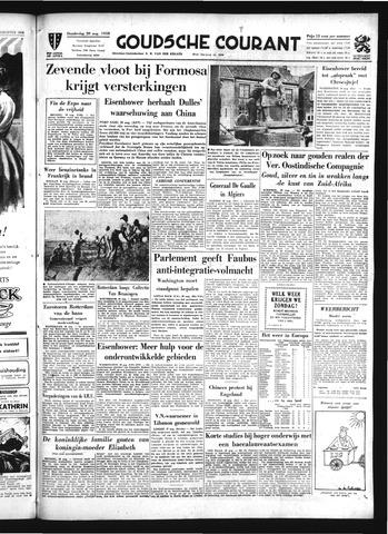 Goudsche Courant 1958-08-28