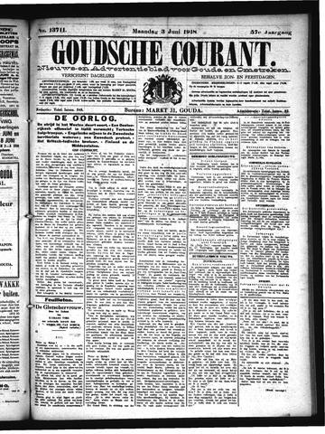 Goudsche Courant 1918-06-03