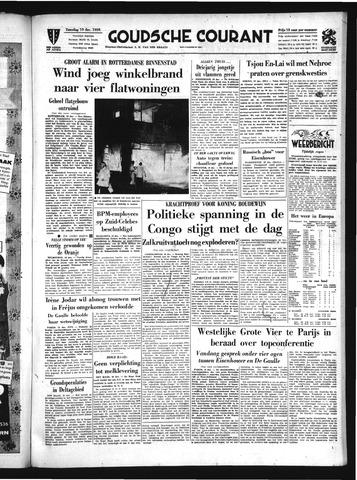 Goudsche Courant 1959-12-19