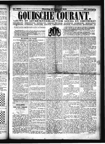 Goudsche Courant 1926-08-30