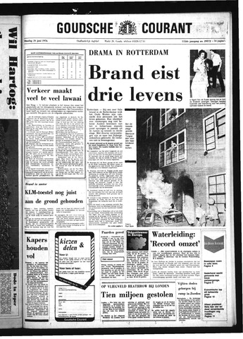 Goudsche Courant 1976-06-29