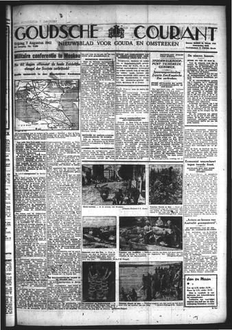 Goudsche Courant 1942-08-07