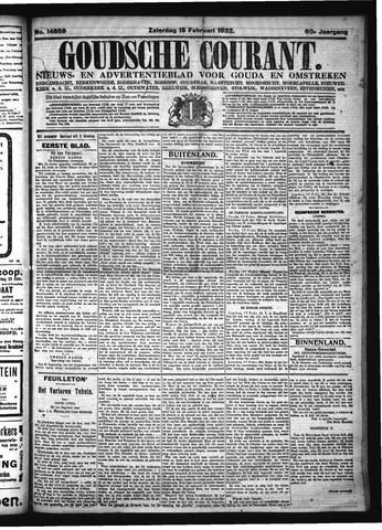 Goudsche Courant 1922-02-18