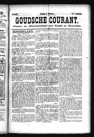 Goudsche Courant 1887-02-06