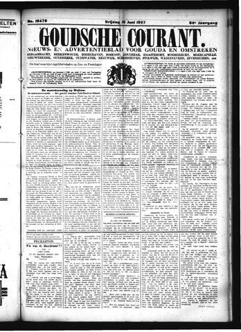 Goudsche Courant 1927-06-10