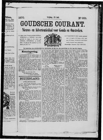 Goudsche Courant 1870-07-29