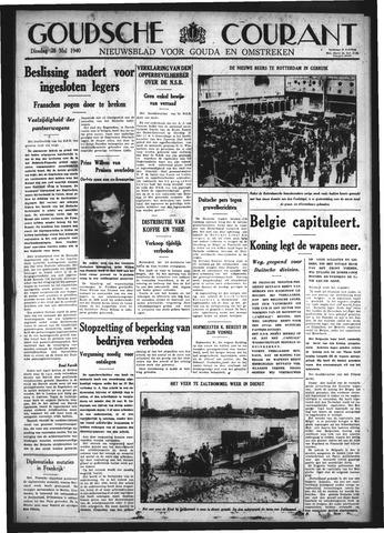 Goudsche Courant 1940-05-28