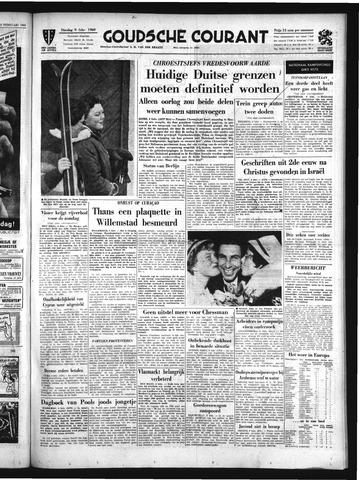 Goudsche Courant 1960-02-09
