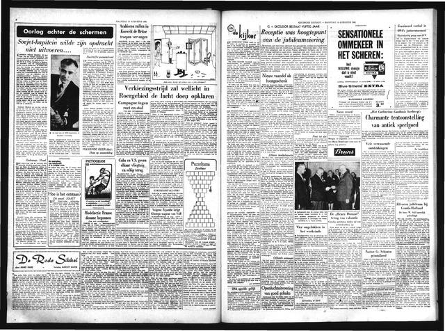 Goudsche Courant 1961-08-14