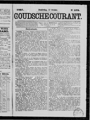 Goudsche Courant 1867-10-17