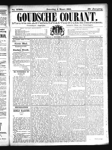 Goudsche Courant 1911-03-04