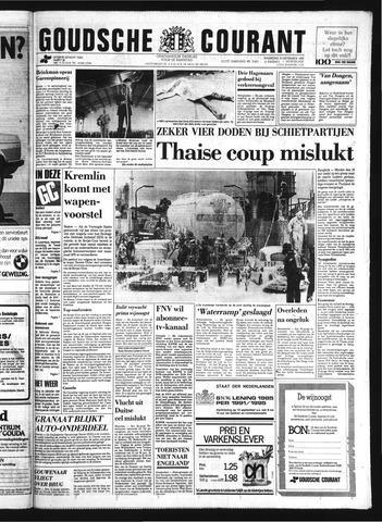 Goudsche Courant 1985-09-09