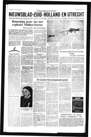 Schoonhovensche Courant 1969-01-03